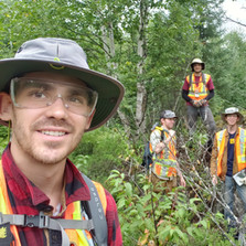 Exploration team August 2020