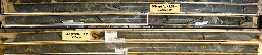 Drill Core GK20-031