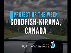 Spotlight Mining Project of the Week - Goodfish-Kirana