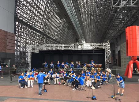 京都駅ビルコンサート