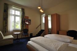 Dreibettzimmer Classic Hotel Riesenbeck (2)