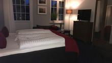 """Das Hotel Riesenbeck, mit der Kategorie """"Komfort Plus"""" (mit Balkon) ausgestattet. Fertig!"""