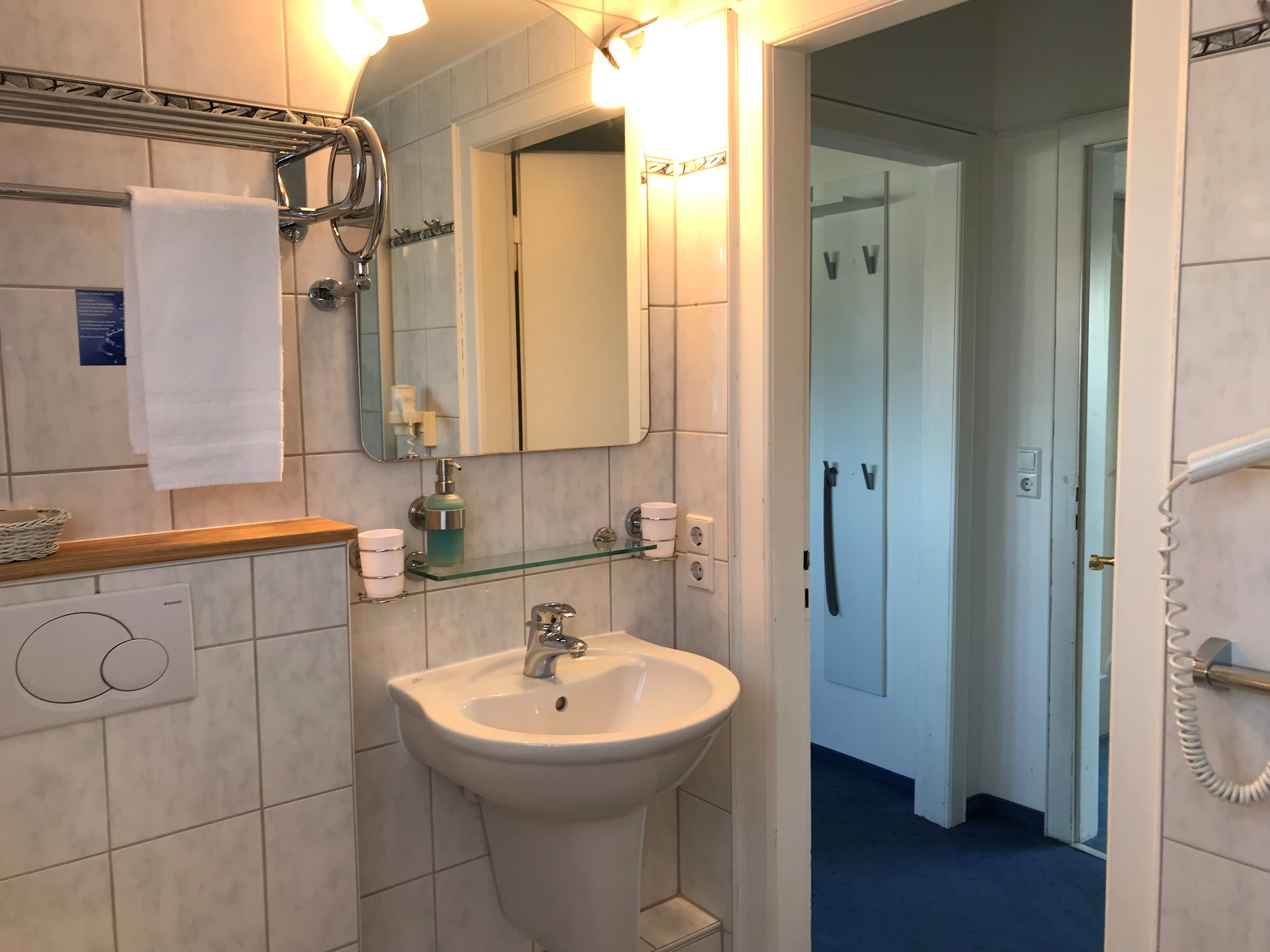 Hotel Riesenbeck Doppelzimmer Classic (1