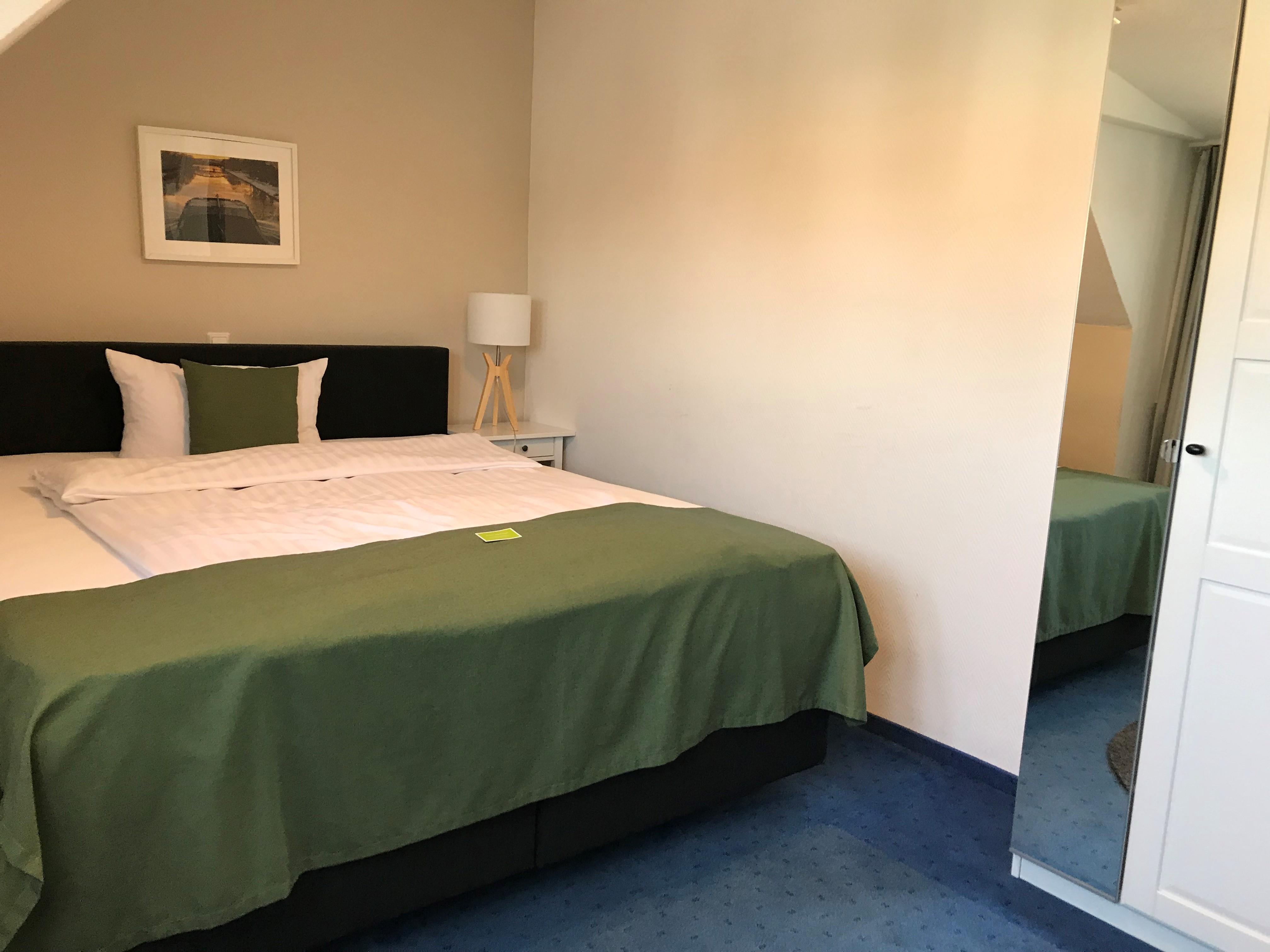 Hotel Riesenbeck Doppelzimmer Classic (3