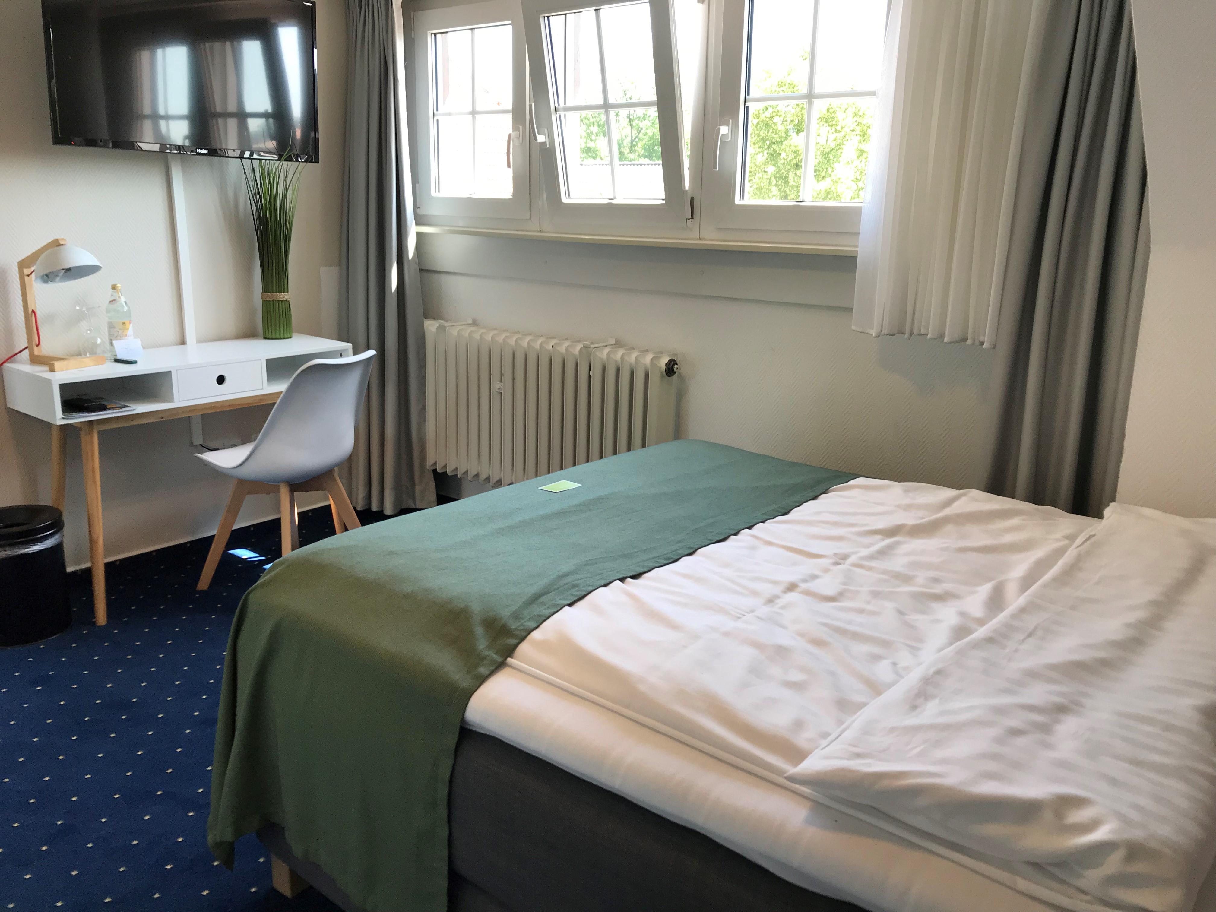 Hotel Riesenbeck Einzelzimmer Komfort (1