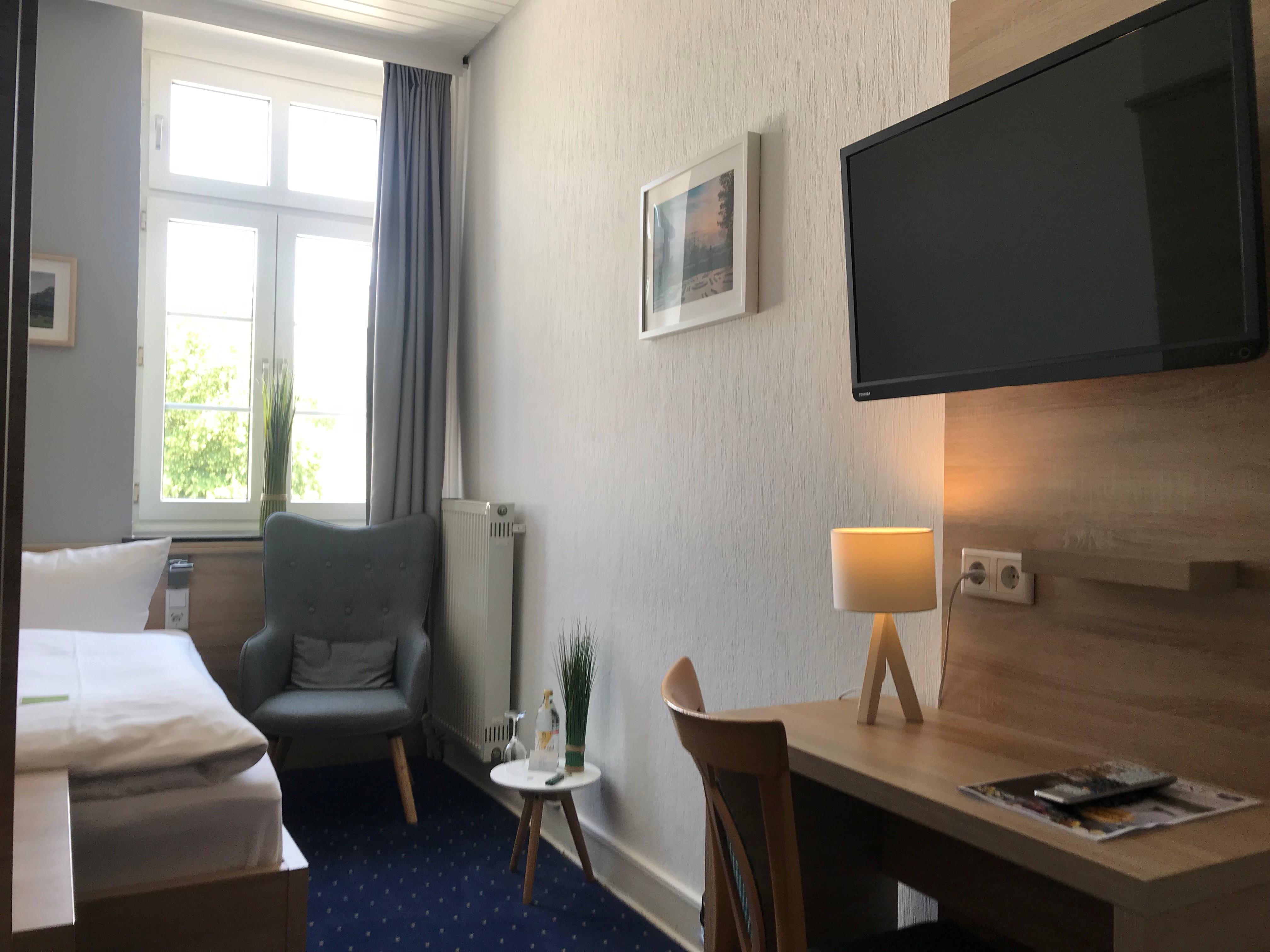 Hotel Riesenbeck Einzelzimmer  (6)