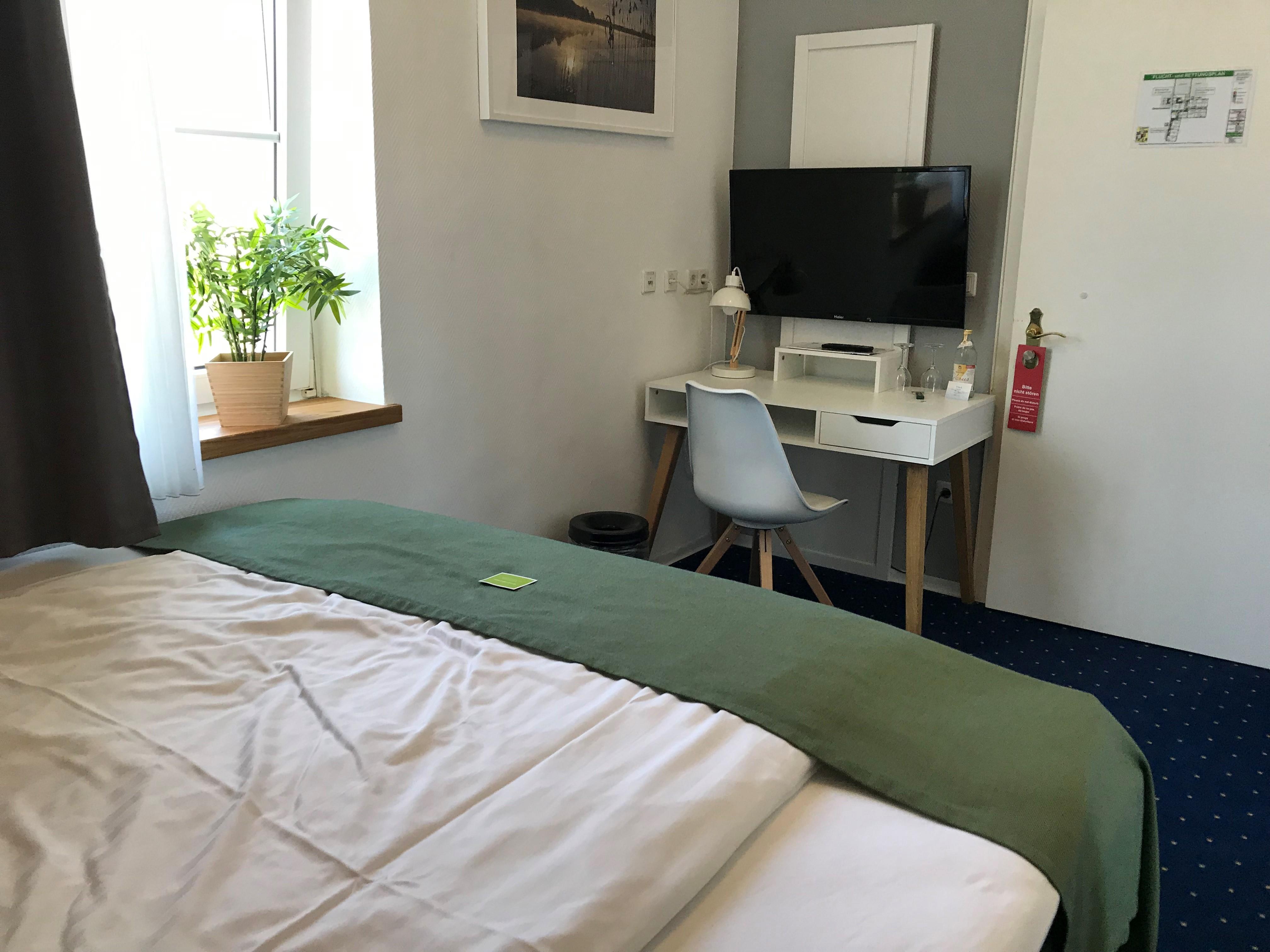 Hotel Riesenbeck Doppelzimmer Classic (4