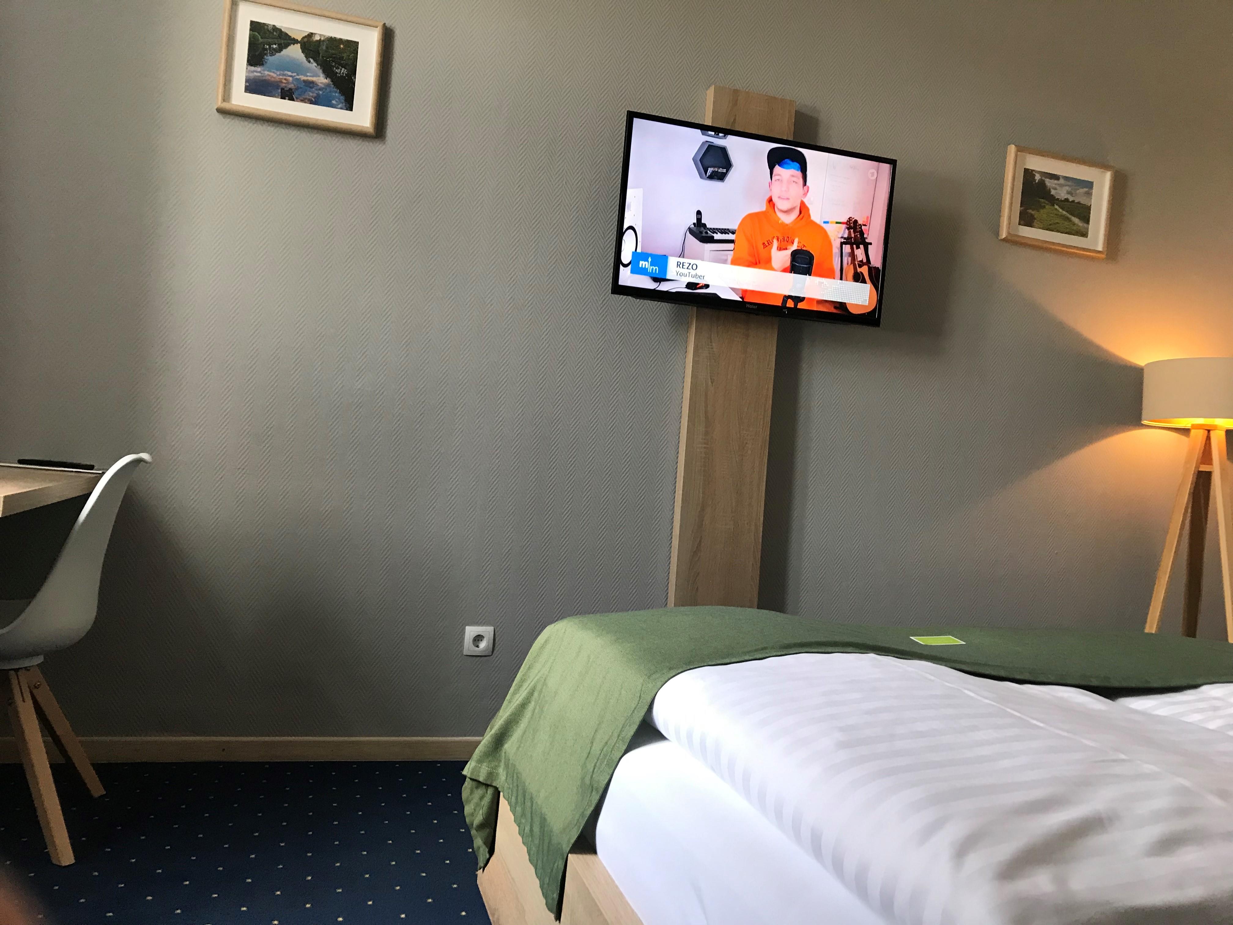 Hotel Riesenbeck Doppelzimmer Komfort (6