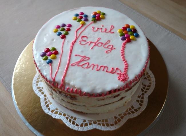 Naked Cake Hannes