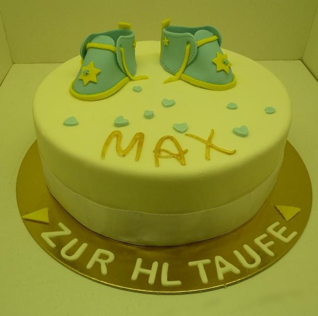 Hl. Taufe Max