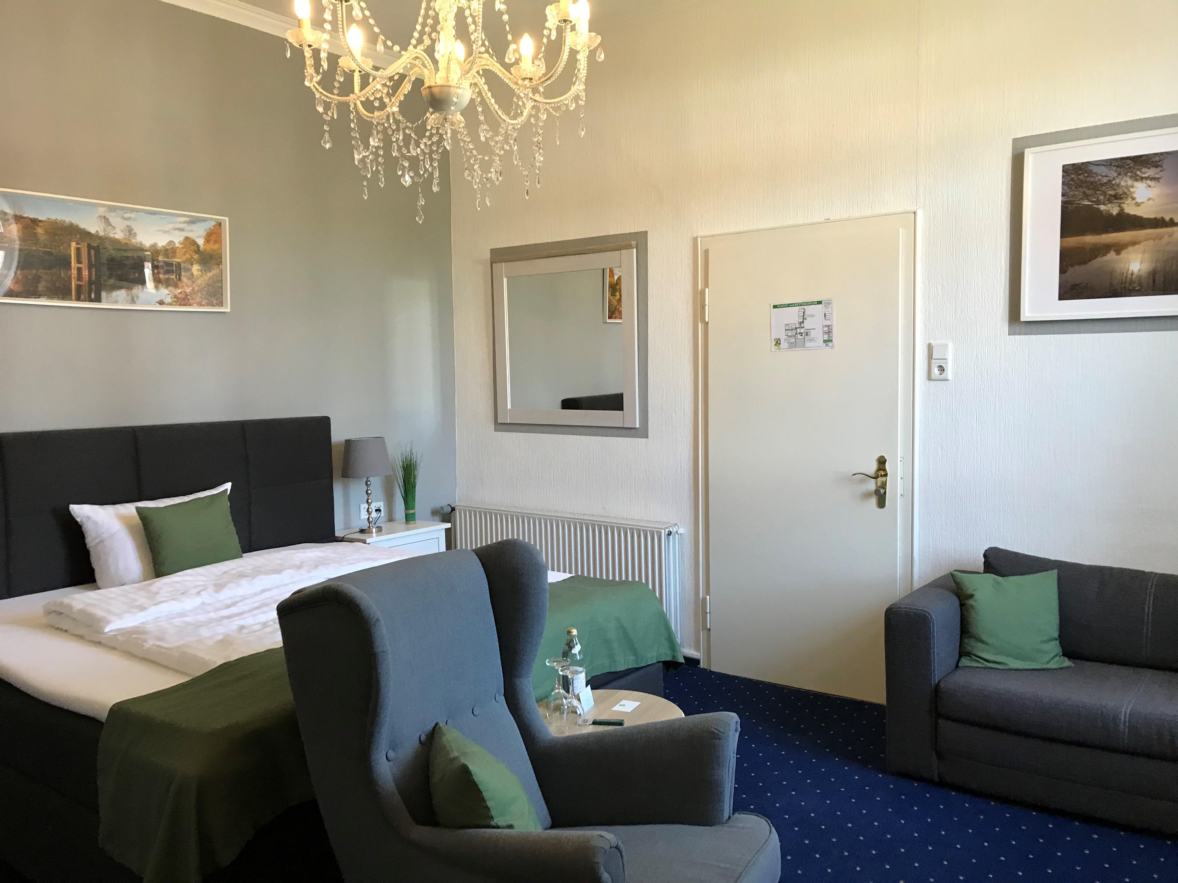 Hotel Riesenbeck Doppelzimmer Komfort (9