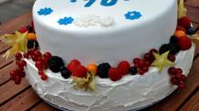 Geburtstagstorten der Tortenwiege Hörstel