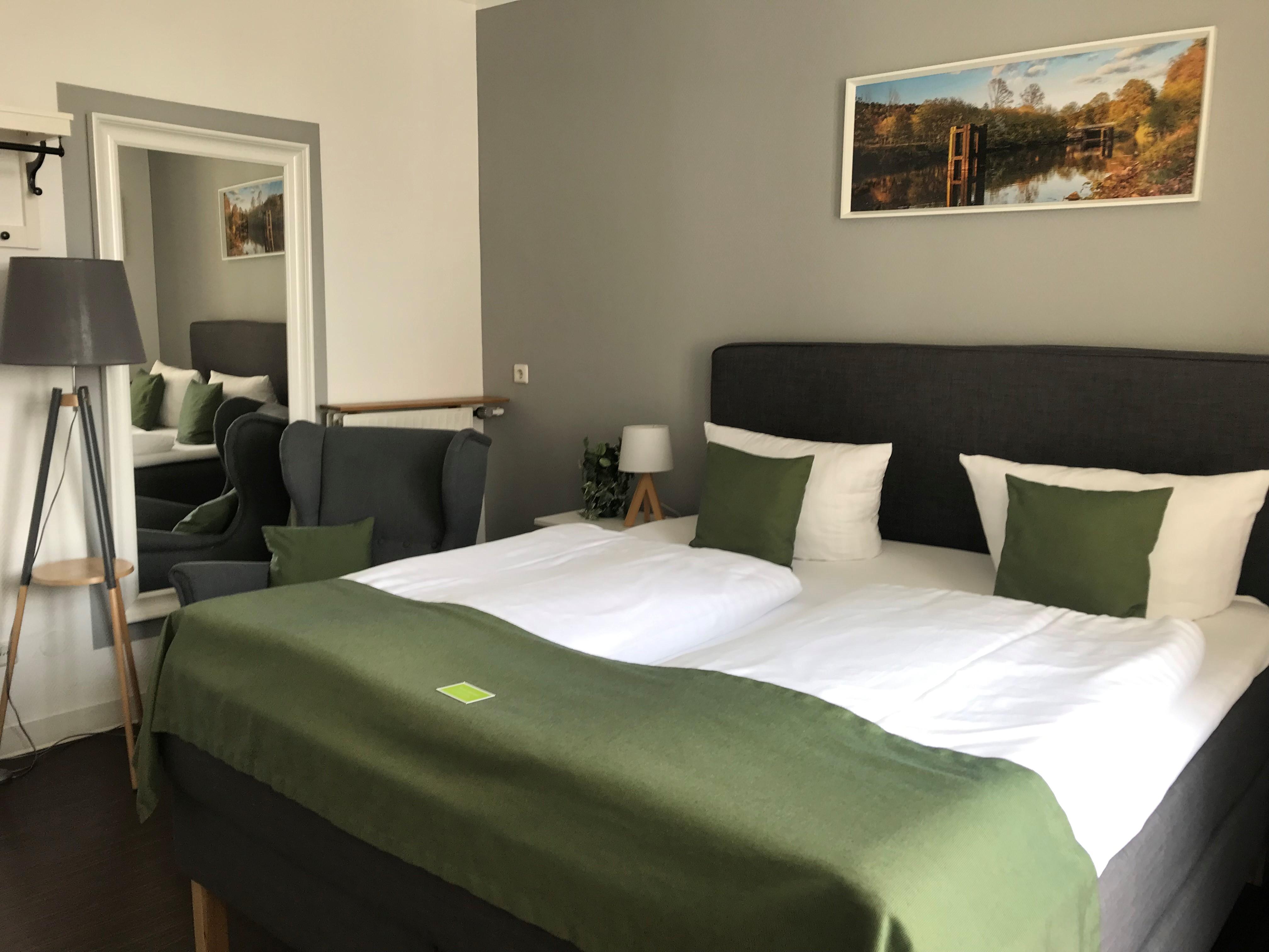 Hotel Riesenbeck Doppelzimmer Deluxe (1)