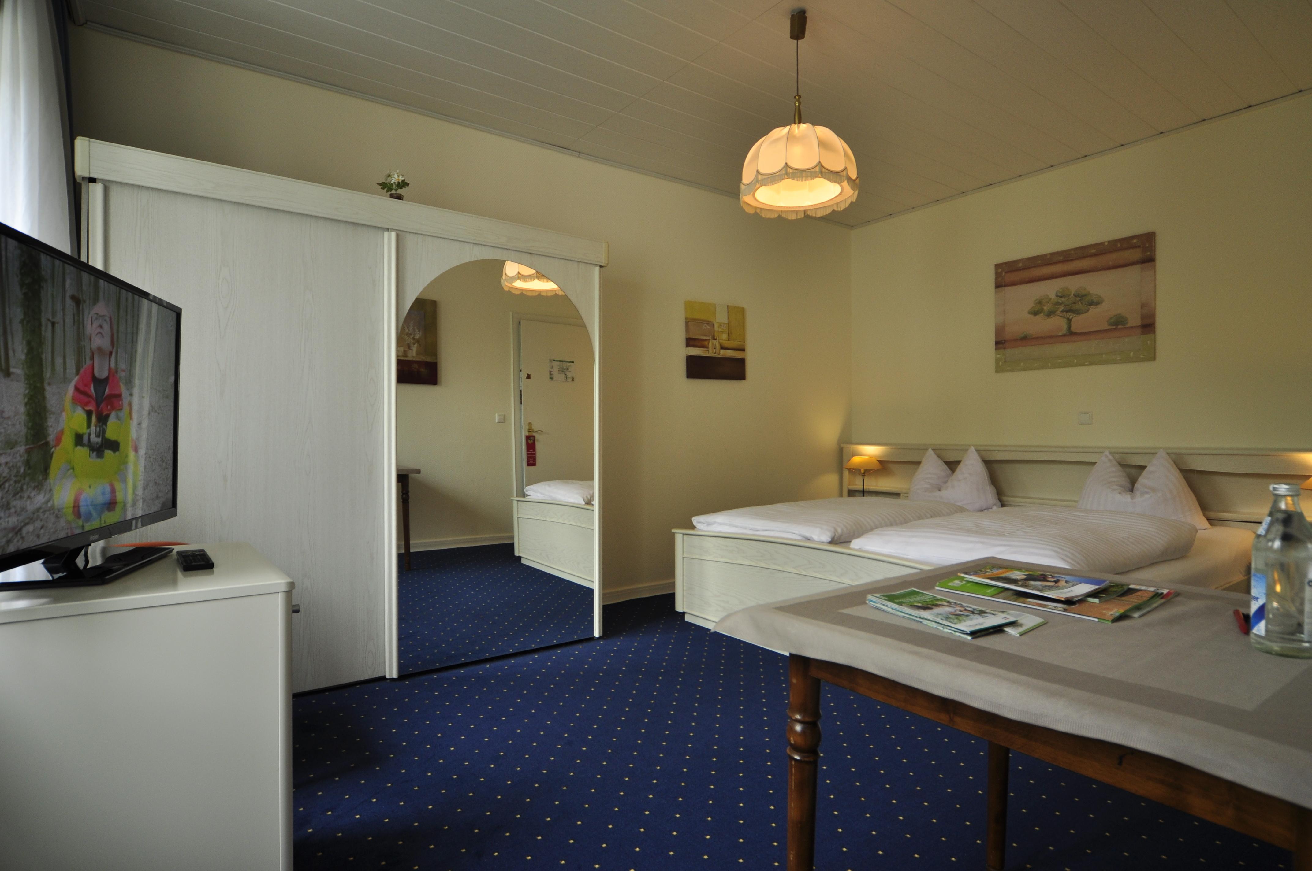 Dreibettzimmer Classic Hotel Riesenbeck (4)