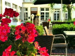 Hotel Riesenbeck sunterrace