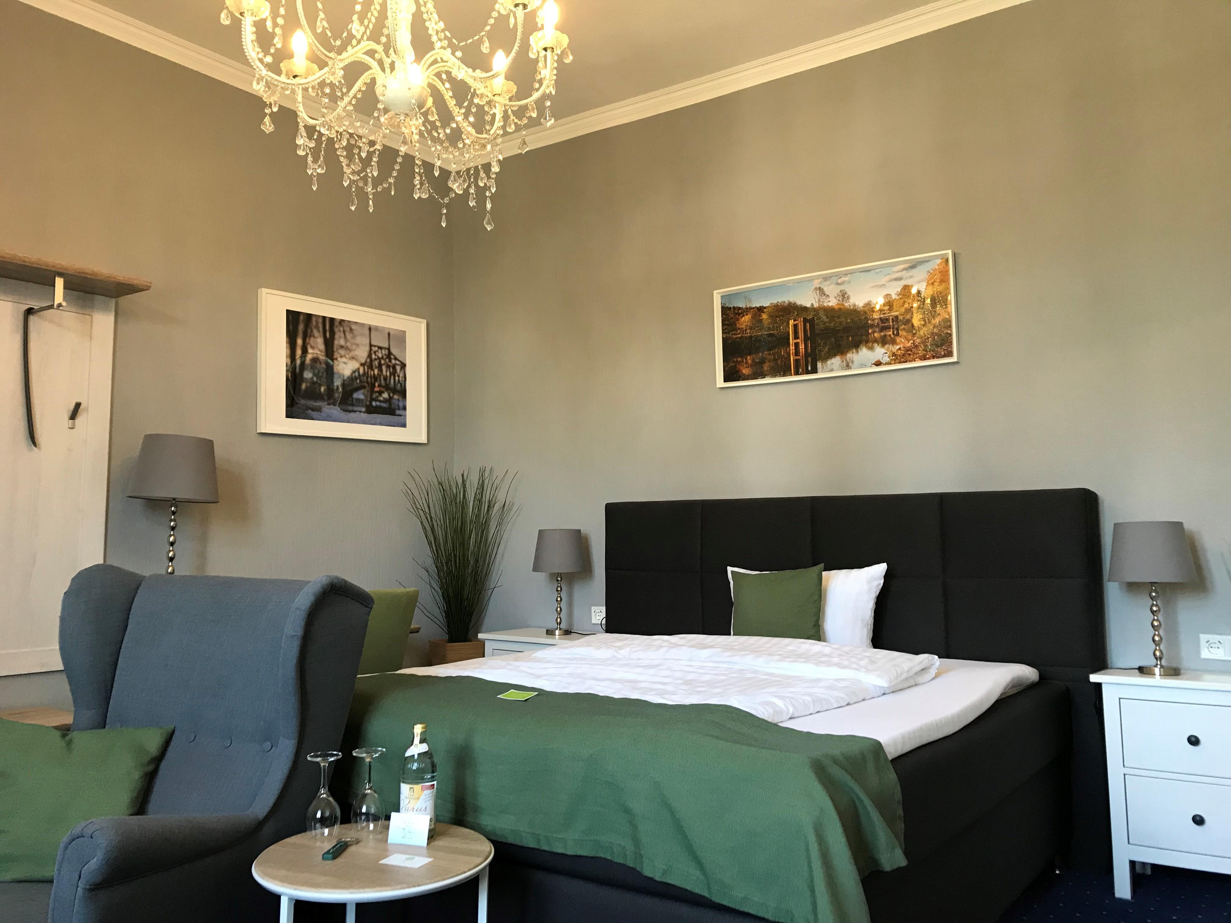 Hotel Riesenbeck Doppelzimmer Komfort (4