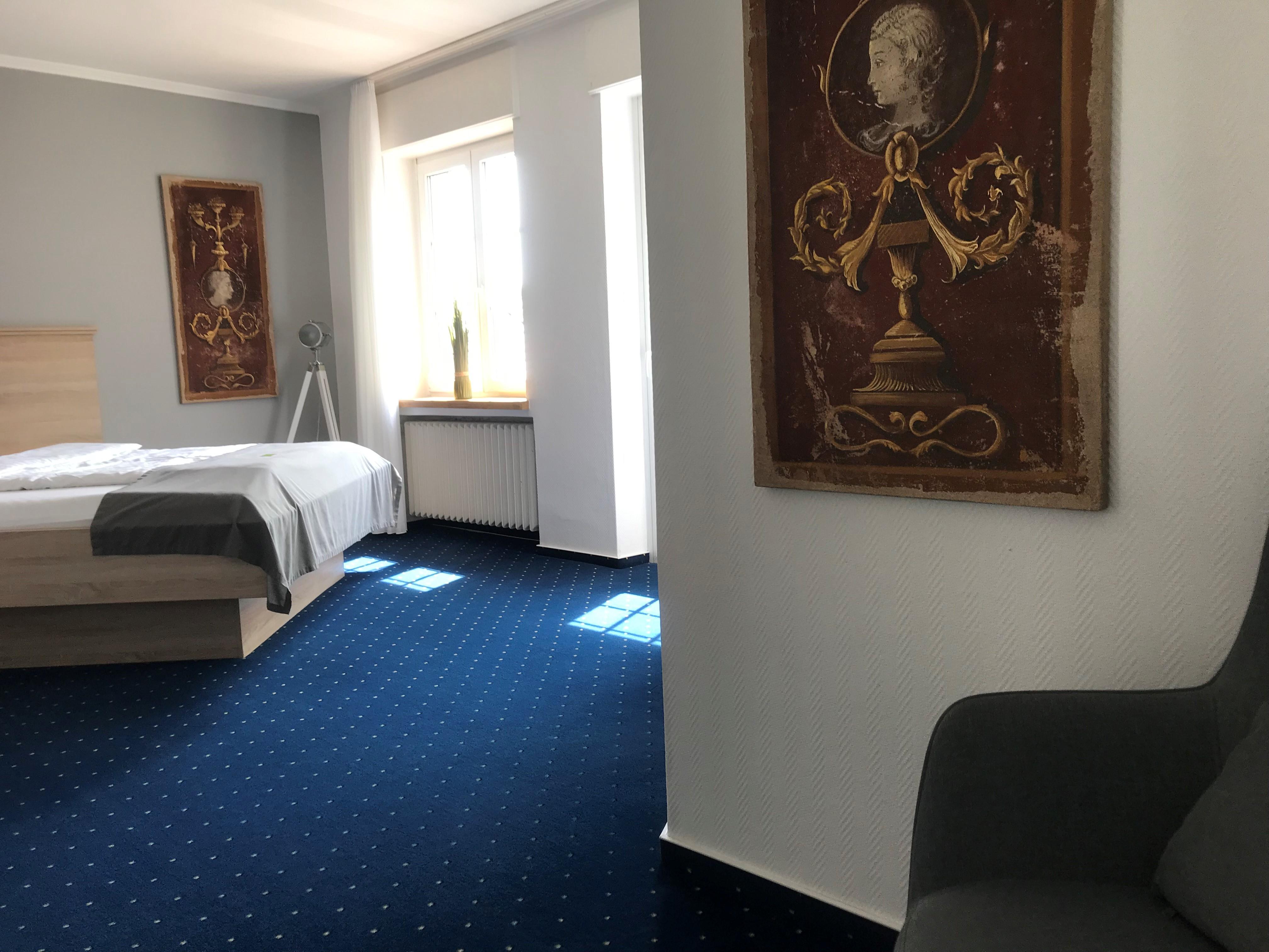 Hotel Riesenbeck Doppelzimmer Deluxe (22