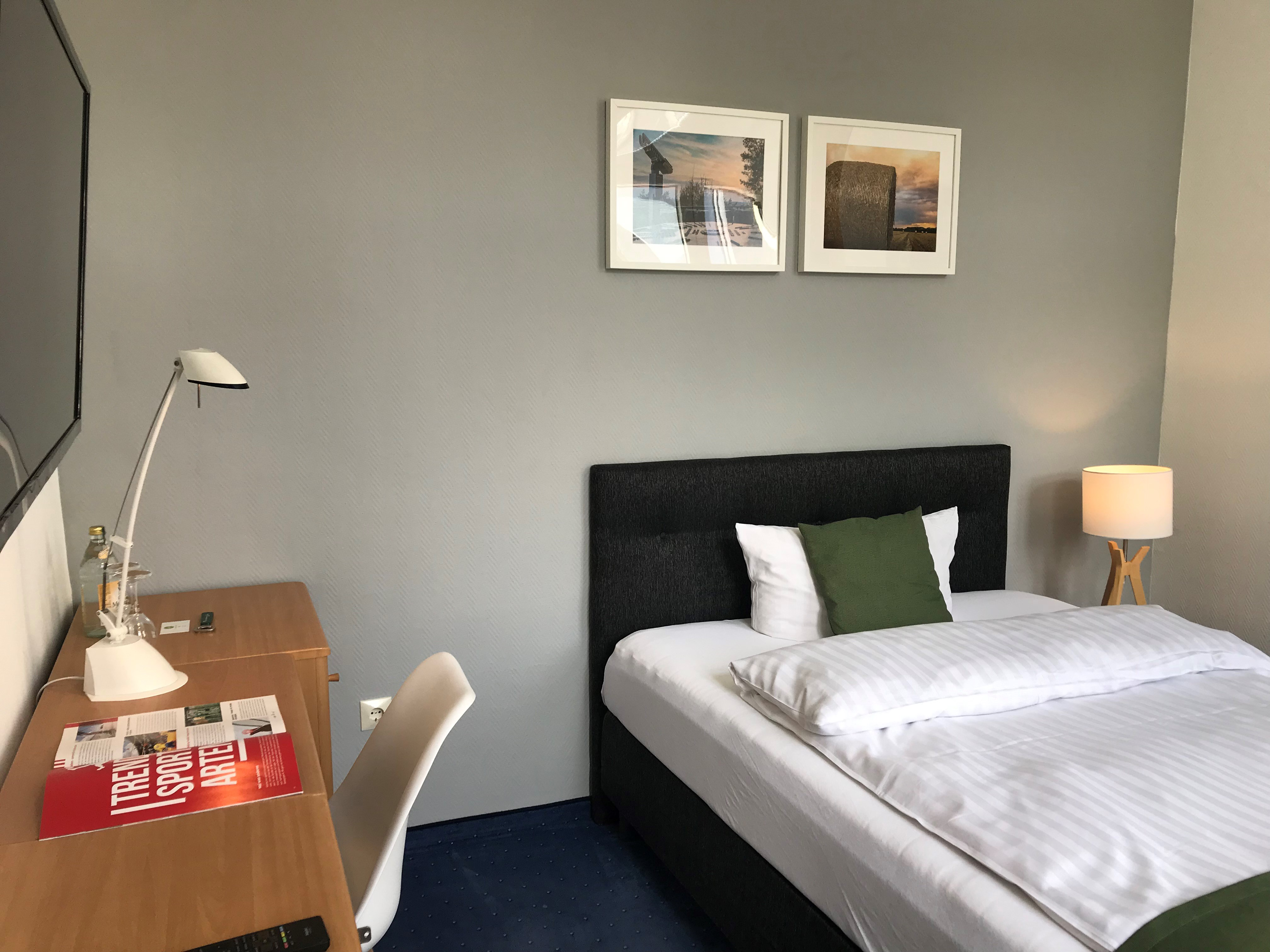 Hotel Riesenbeck Einzelzimmer Komfort (4