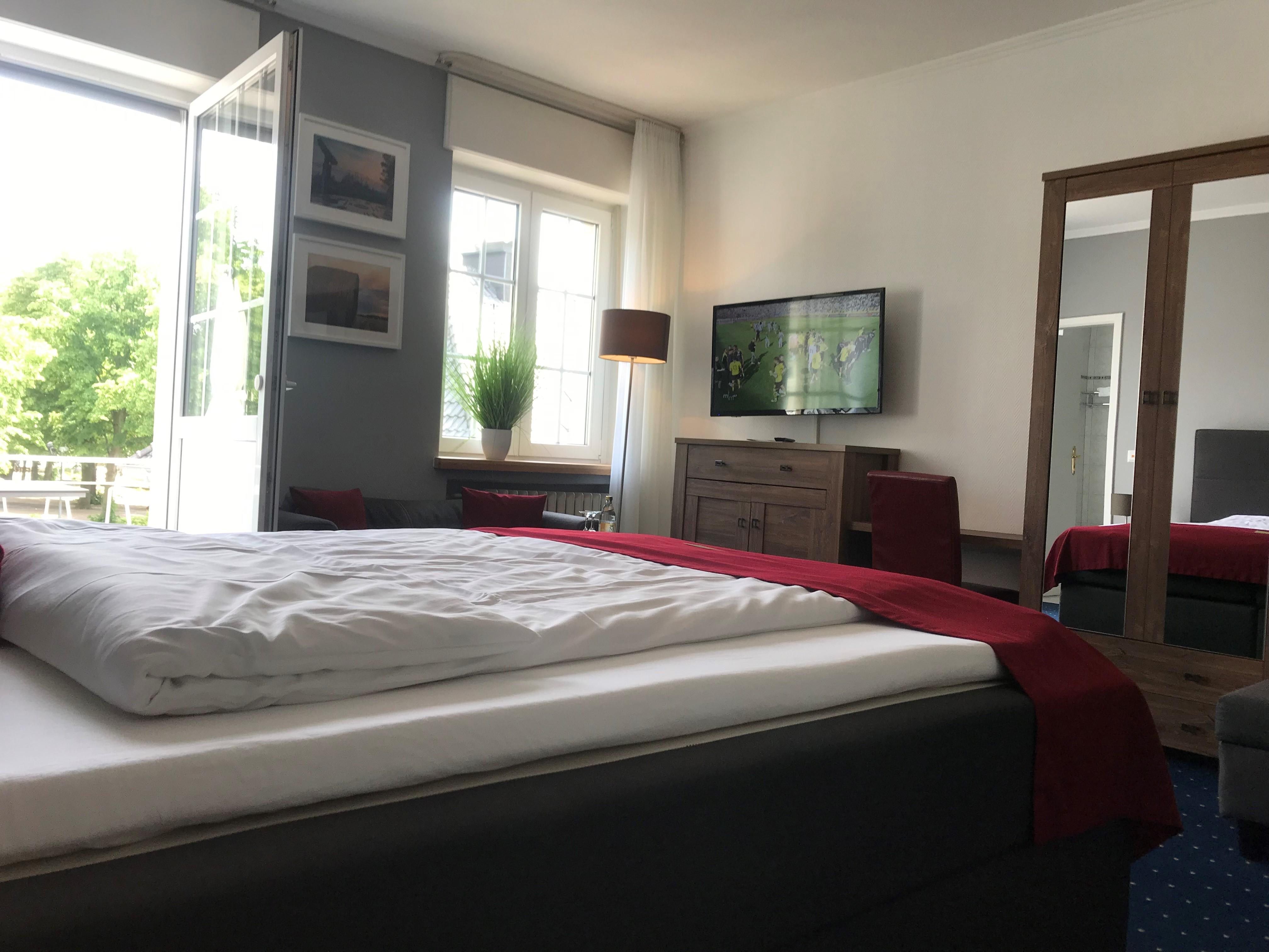 Hotel Riesenbeck Doppelzimmer Deluxe (21