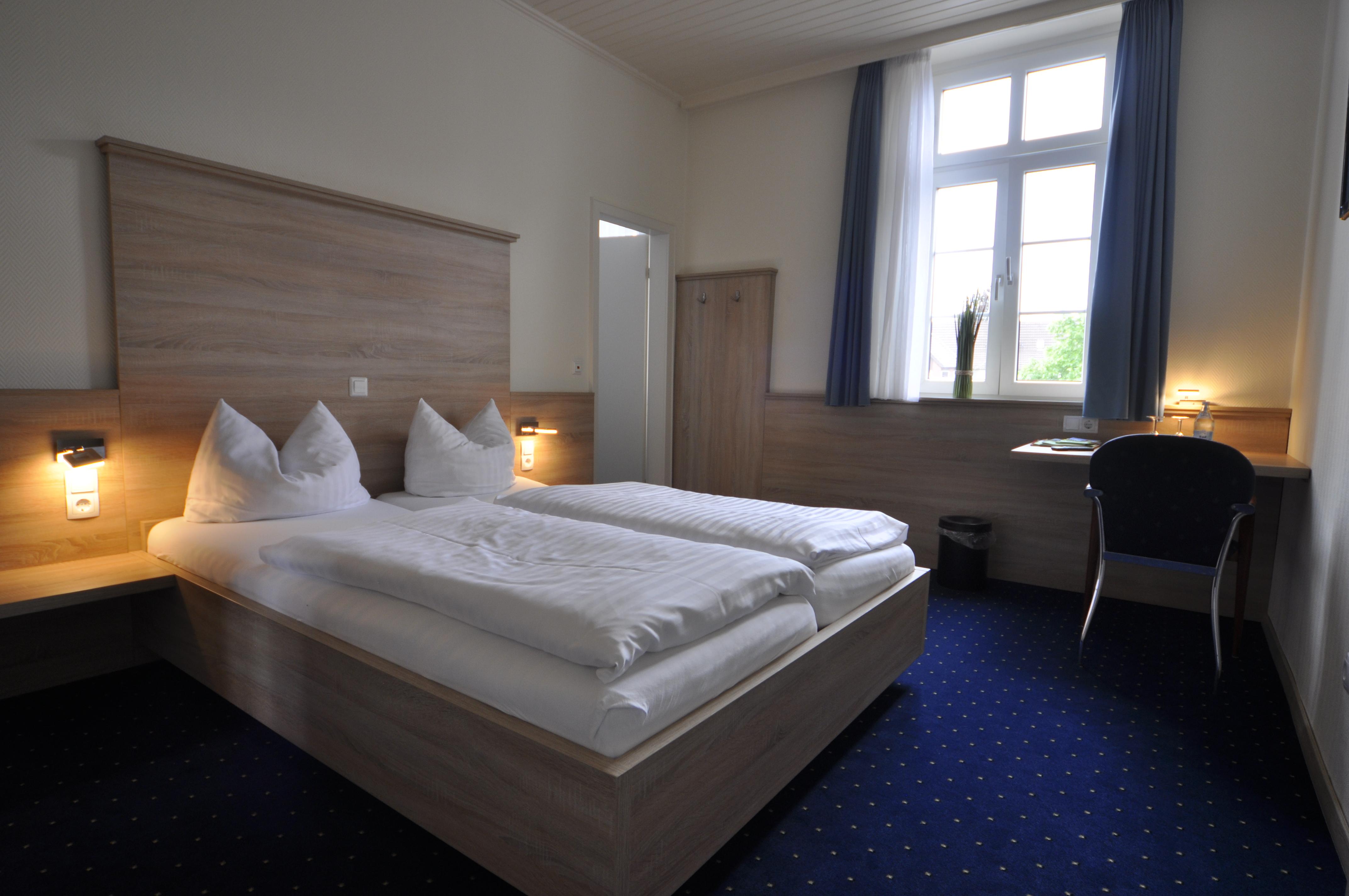 Doppelzimmer Komfort Hotel Riesenbeck (4)