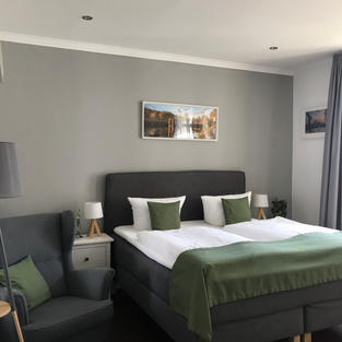 Hotel Riesenbeck Doppelzimmer Deluxe