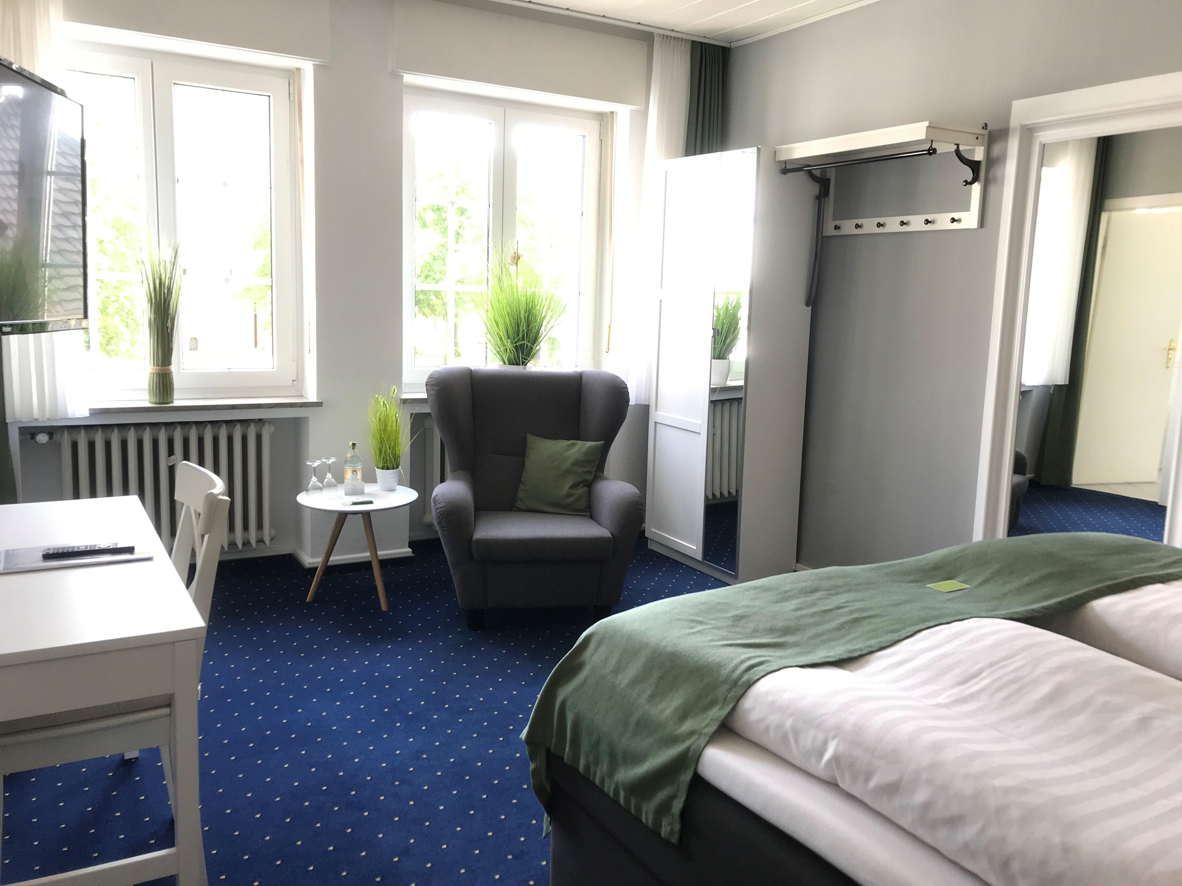 Hotel Riesenbeck Doppelzimmer Komfort (5