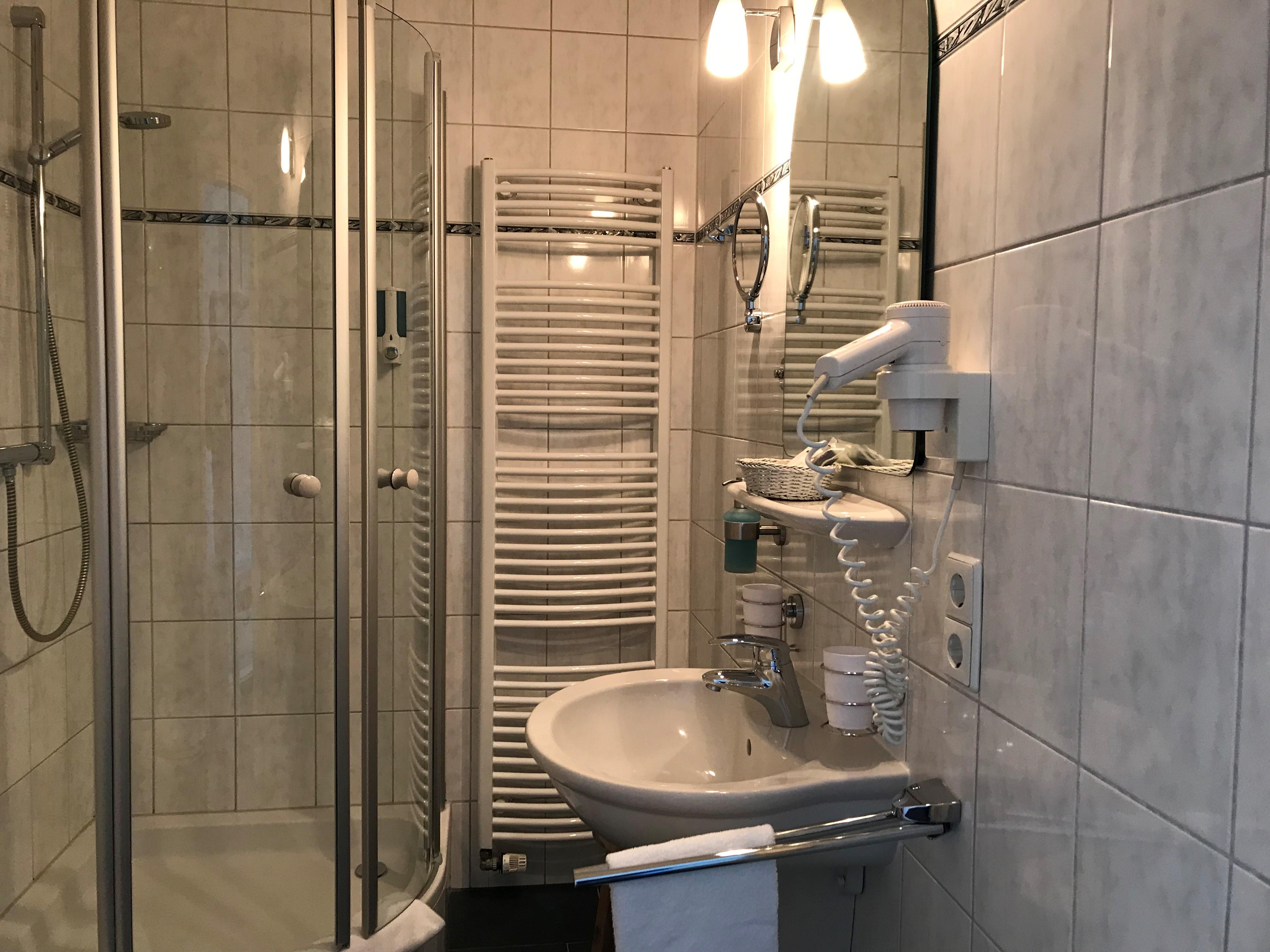 Hotel Riesenbeck Doppelzimmer Komfort (8
