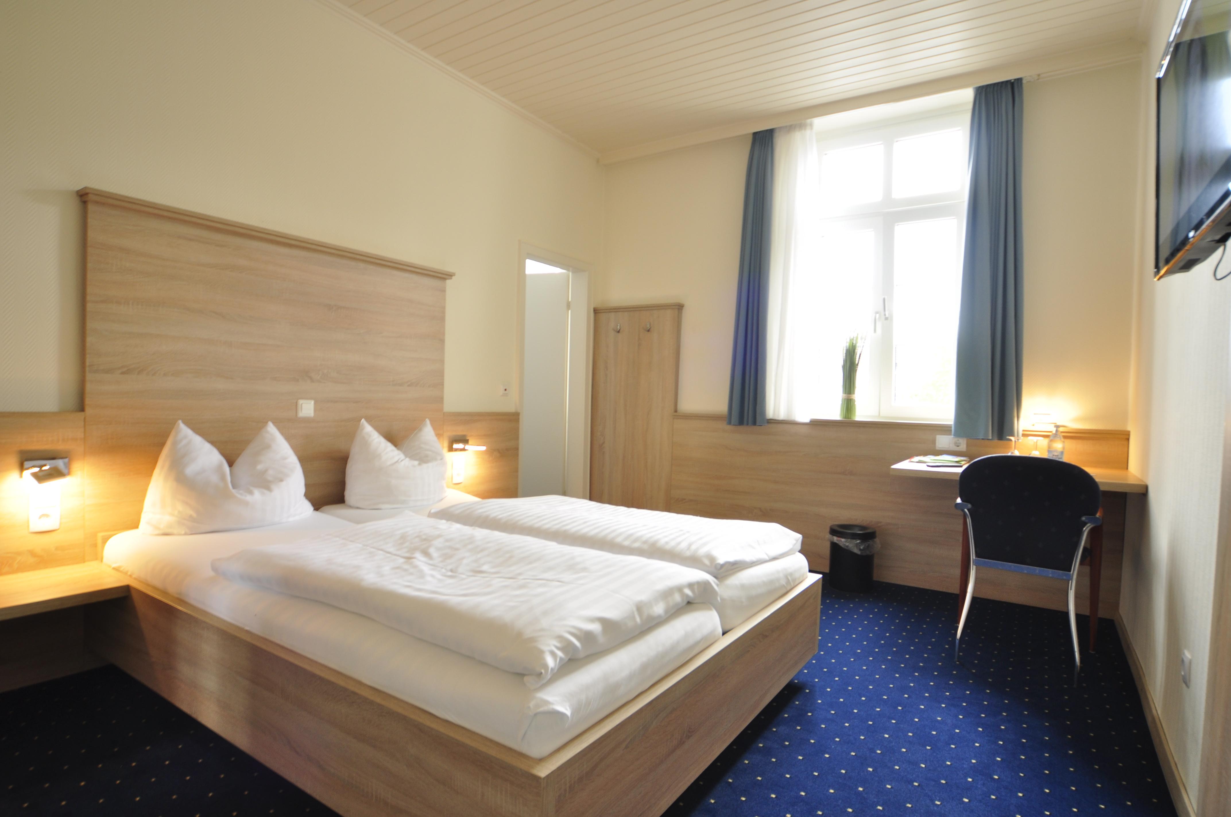 Doppelzimmer Komfort Hotel Riesenbeck (1)