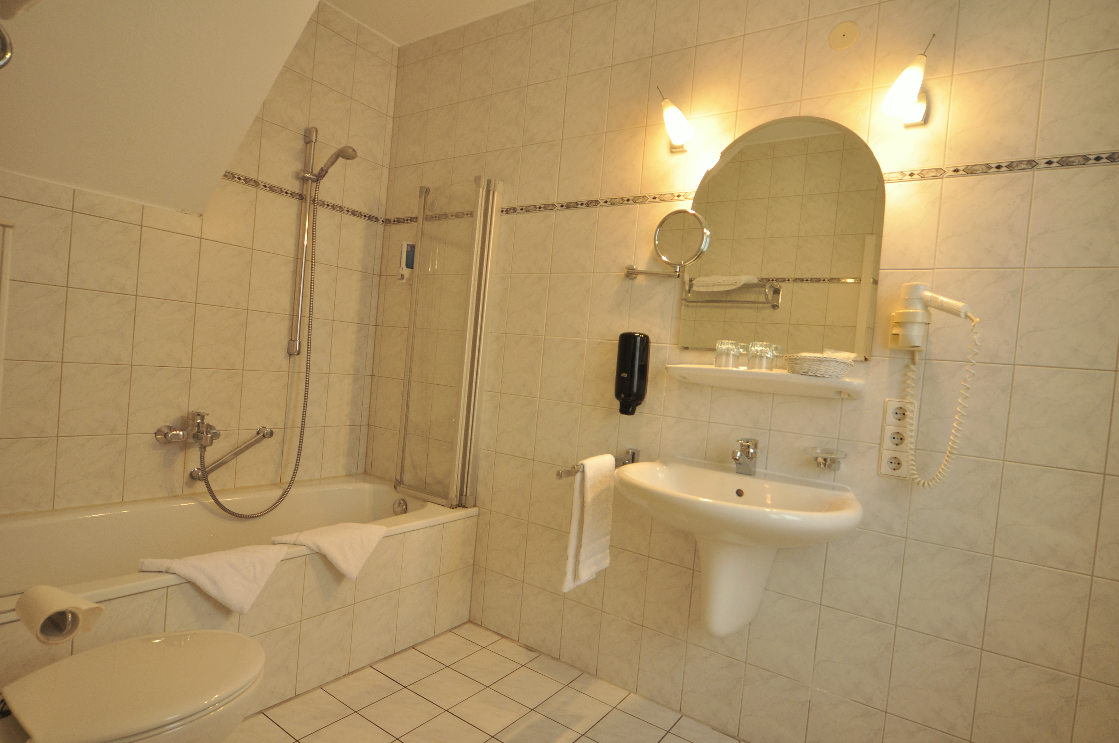 DZ Komfort + Hotel Riesenbeck (2)