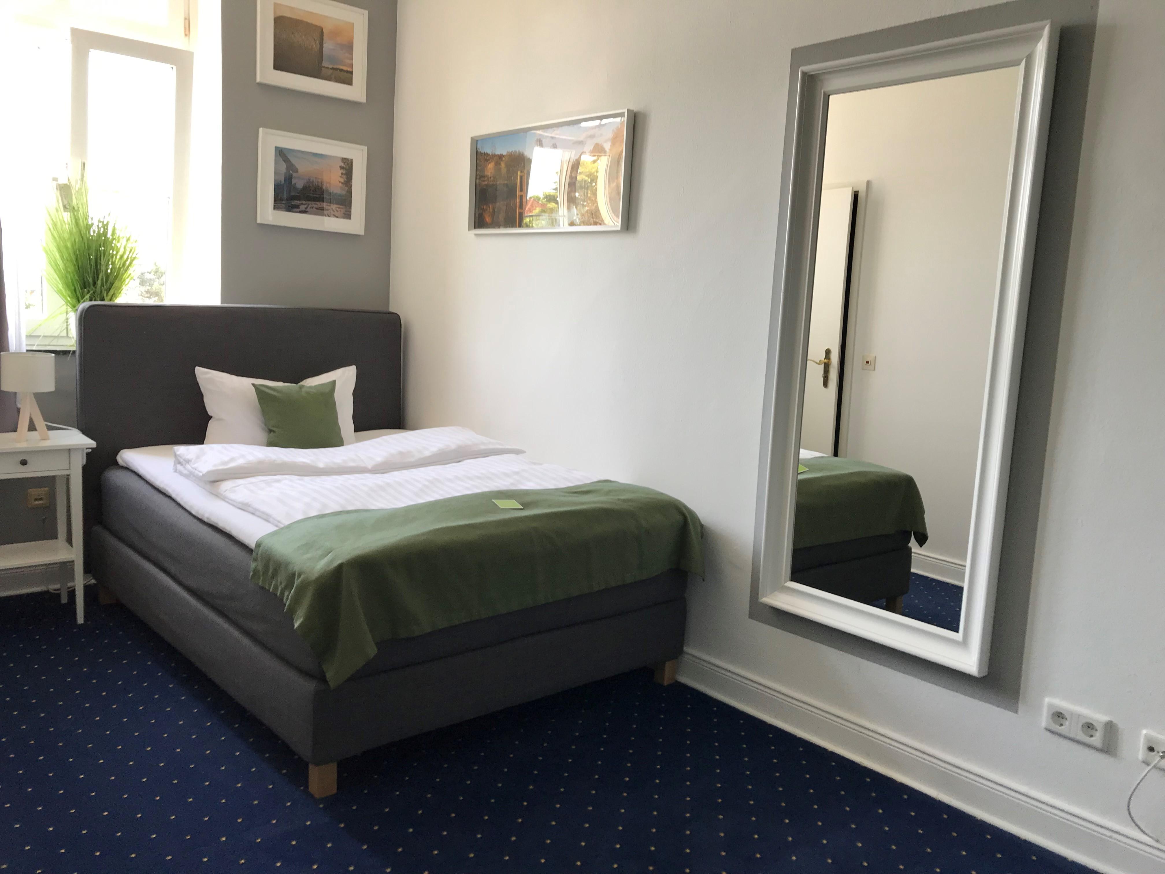 Hotel Riesenbeck Einzelzimmer Komfort (3