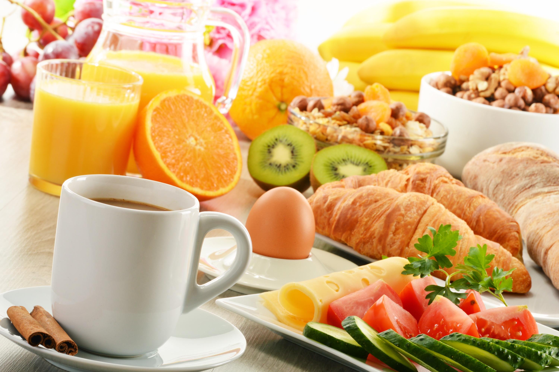 Hotel Riesenbeck Frühstück