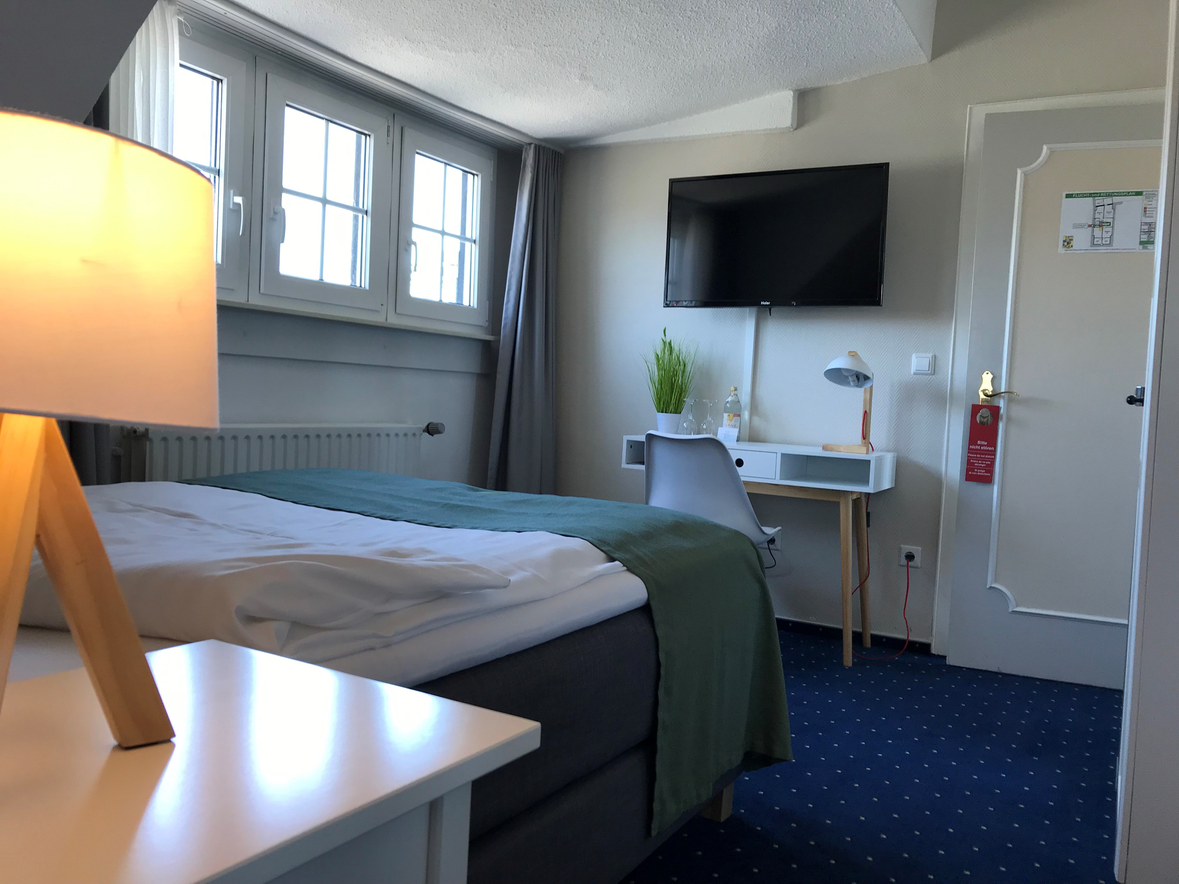 Hotel Riesenbeck Einzelzimmer  (4)