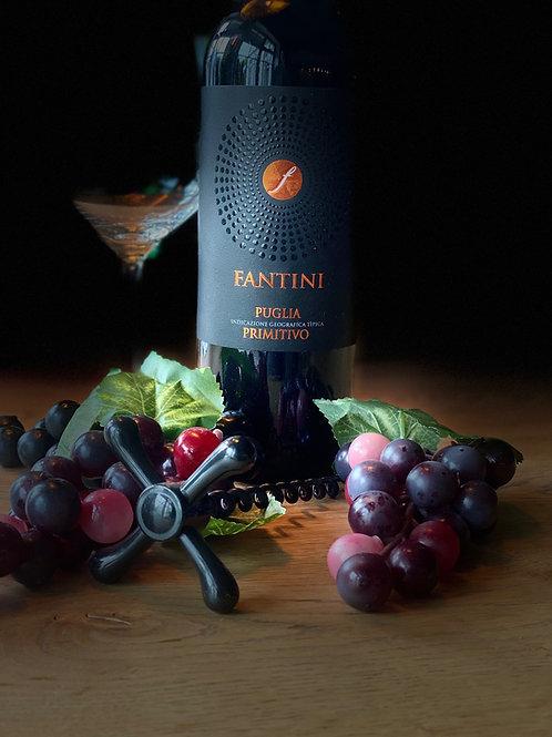 Rotwein, Primitivo, Fantini