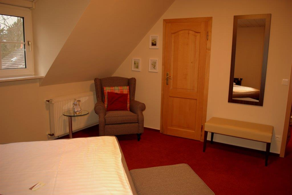 Doppelzimmer Komfort 36