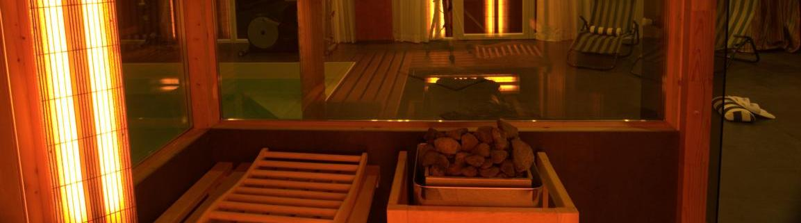 Privat Sauna & Pool