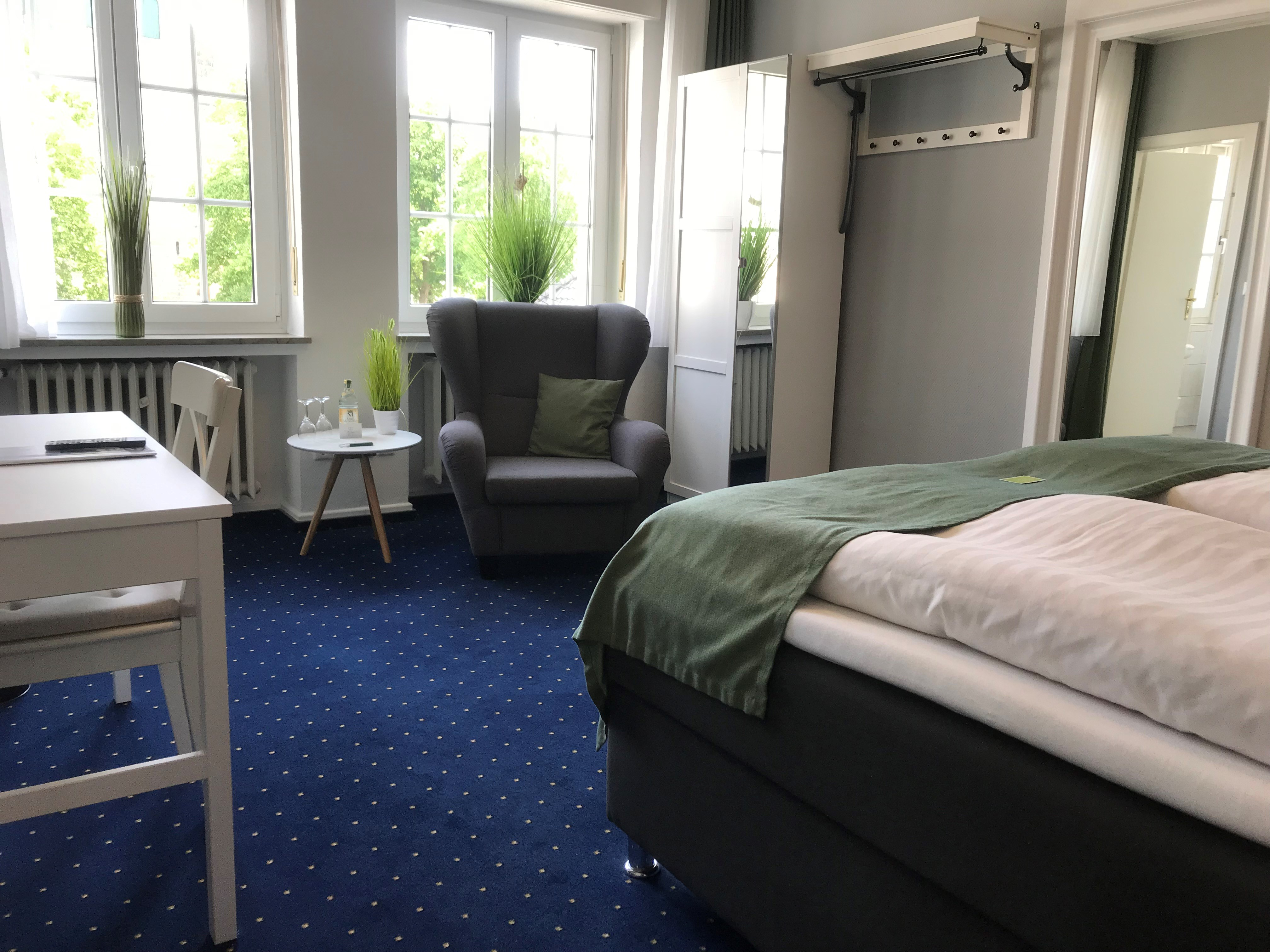 Hotel Riesenbeck Doppelzimmer Komfort (1