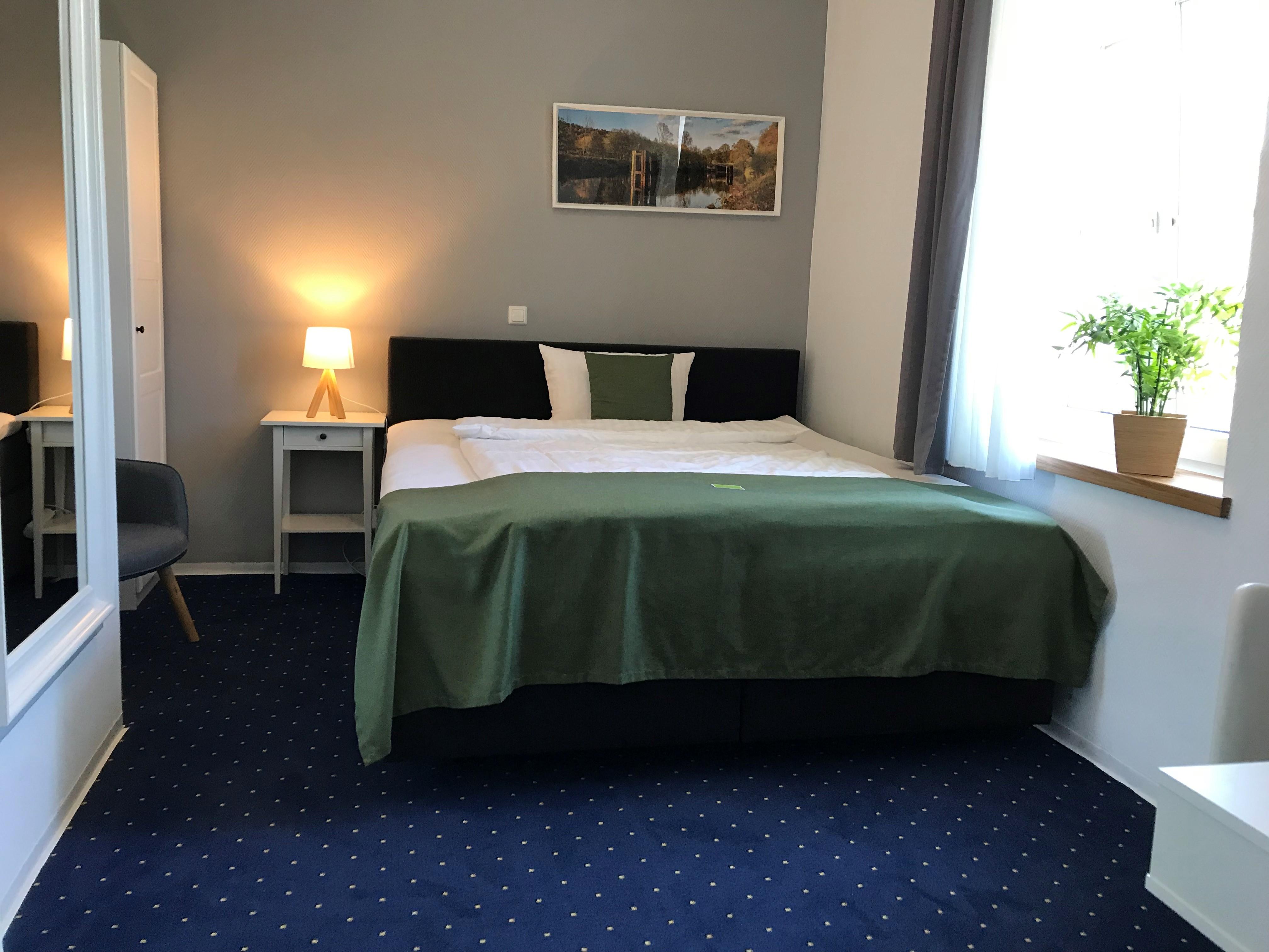 Hotel Riesenbeck Doppelzimmer Classic (2