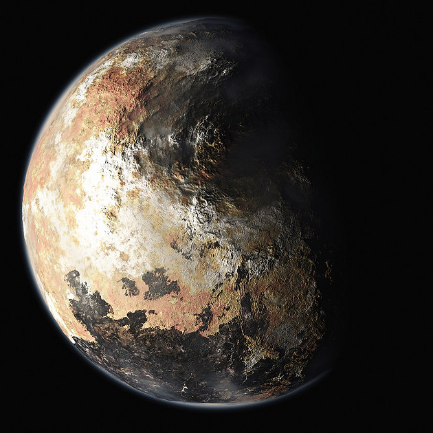The Best Of Pluto Geek In A Gi Blog By A Nerd