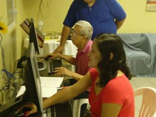 Computadoras en Arroz y Habichuelas