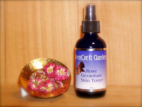 Rose Geranium Skin Toner