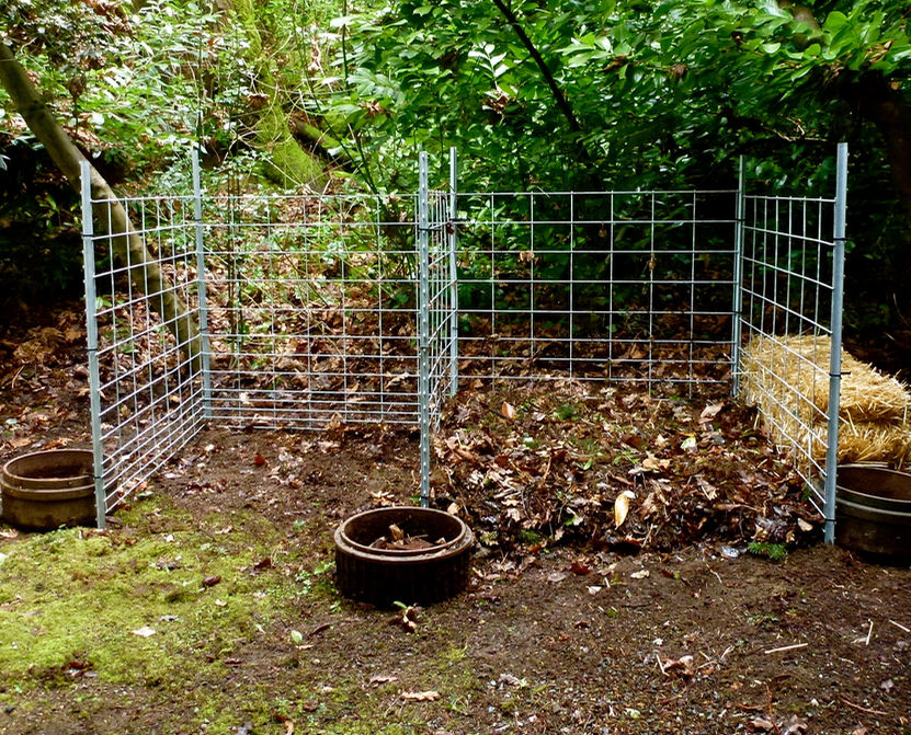BOCA: Earth's Mouth compost system