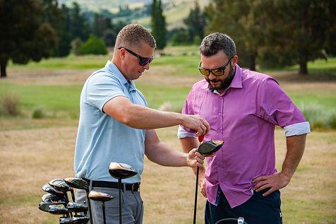 Golf Lesson - Moore Golf
