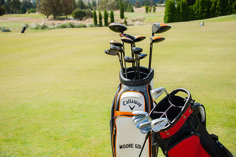 Clubs at Moore Golf Cromwell