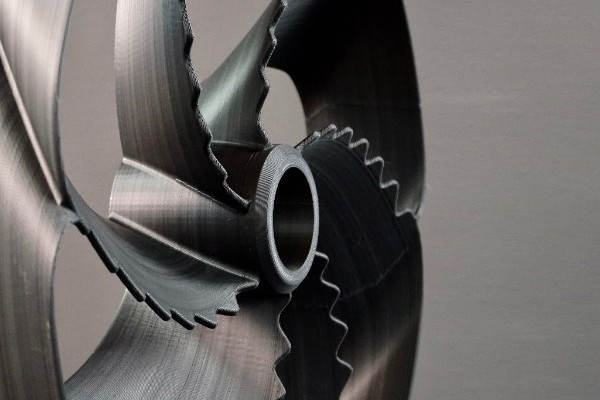 3D printed large propellor