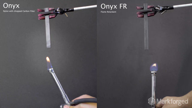 Flame Retardant Additive Manufacturing Materials