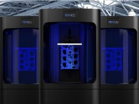 Nexa3D, Ultrafast 3D Printers, partners with CREAT3D for UK Market