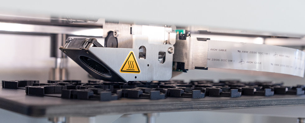 3D printing for manufacturing companies.