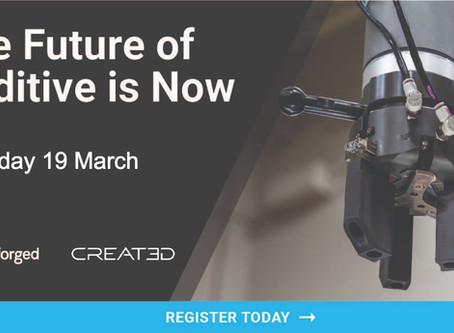 Additive is Now - Event Registration Now Open