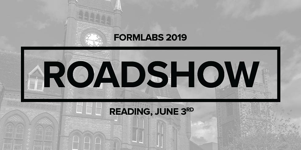 Formlabs Roadshow 2019