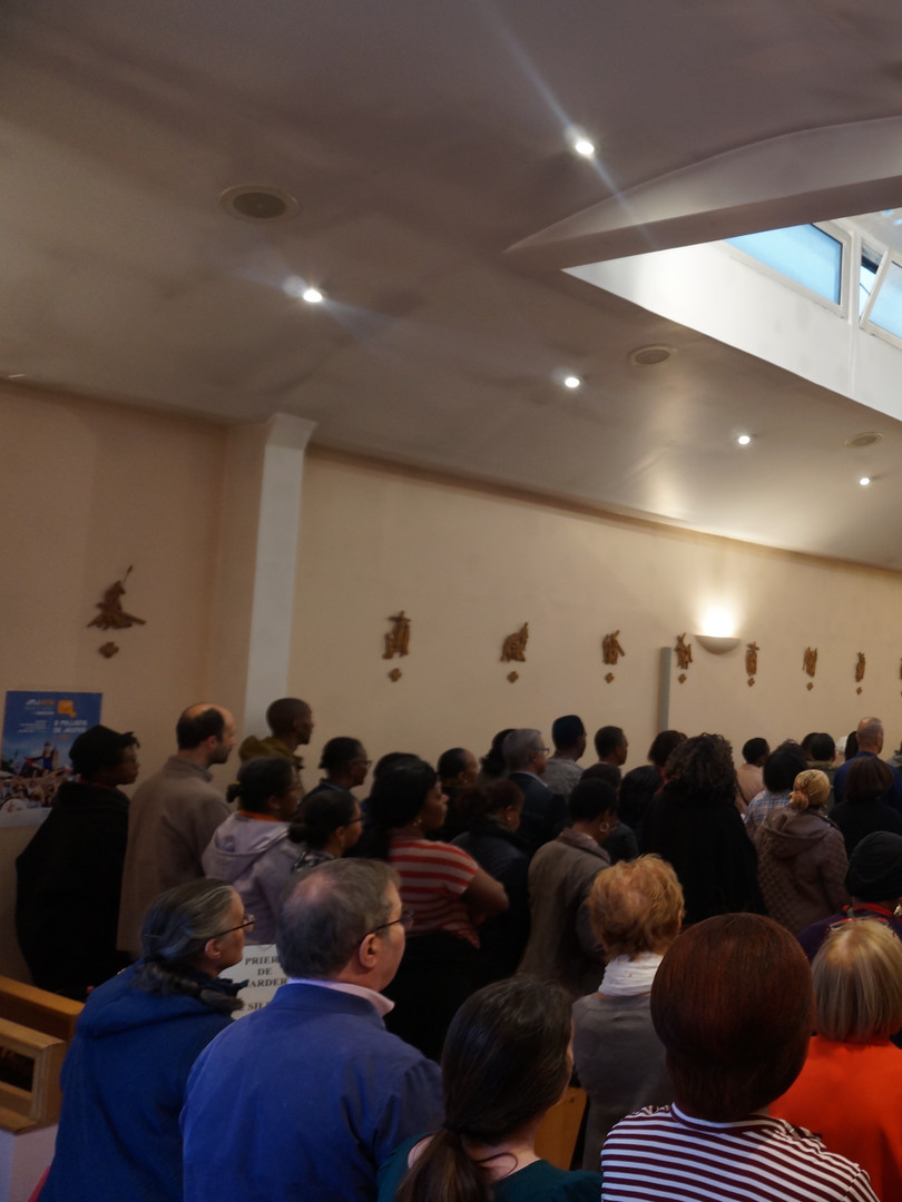 12- Pèlerinage de Saint-Michel